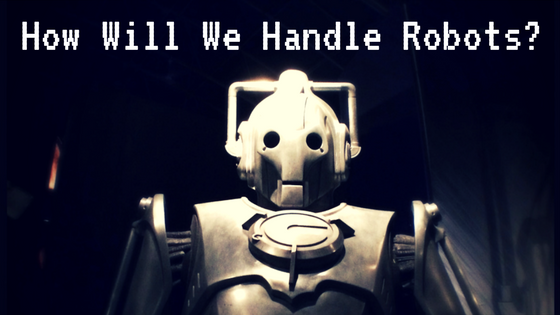San Francisco Law Library - How Will We Handle Robots?
