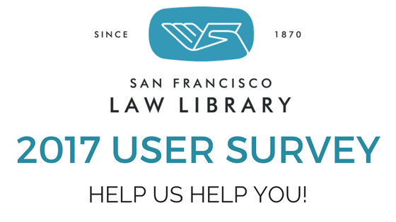 2017 User Survey
