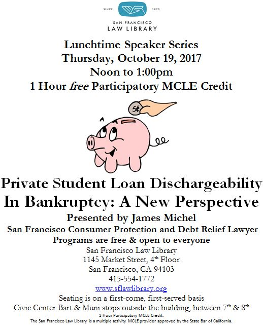 Oct 19 2017 Bankruptcy MCLE Flyer