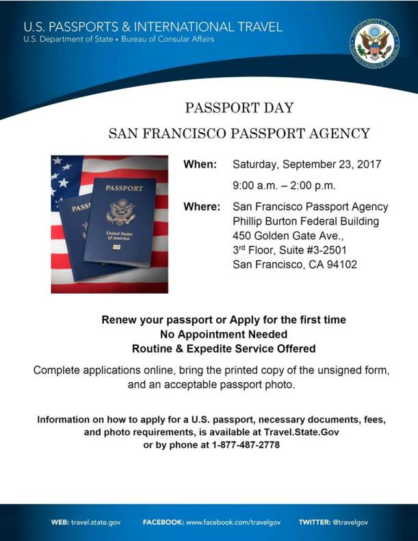 Passport Day 2017