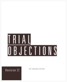 Trial Objections