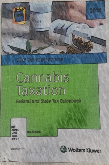 Cannabis Taxation