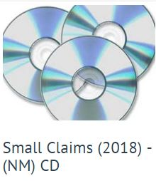 Cal Courts Assn Small Claims Procedures Manual