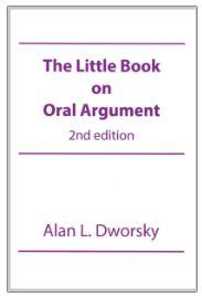 Little Book on Oral Argument