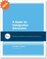 Guide for Immigration Advocates