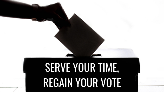 regain your vote