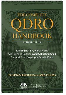 Complete QDRO Handbook