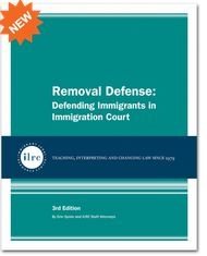 Removal Defense